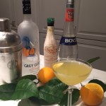 The Orange Grove Cocktail