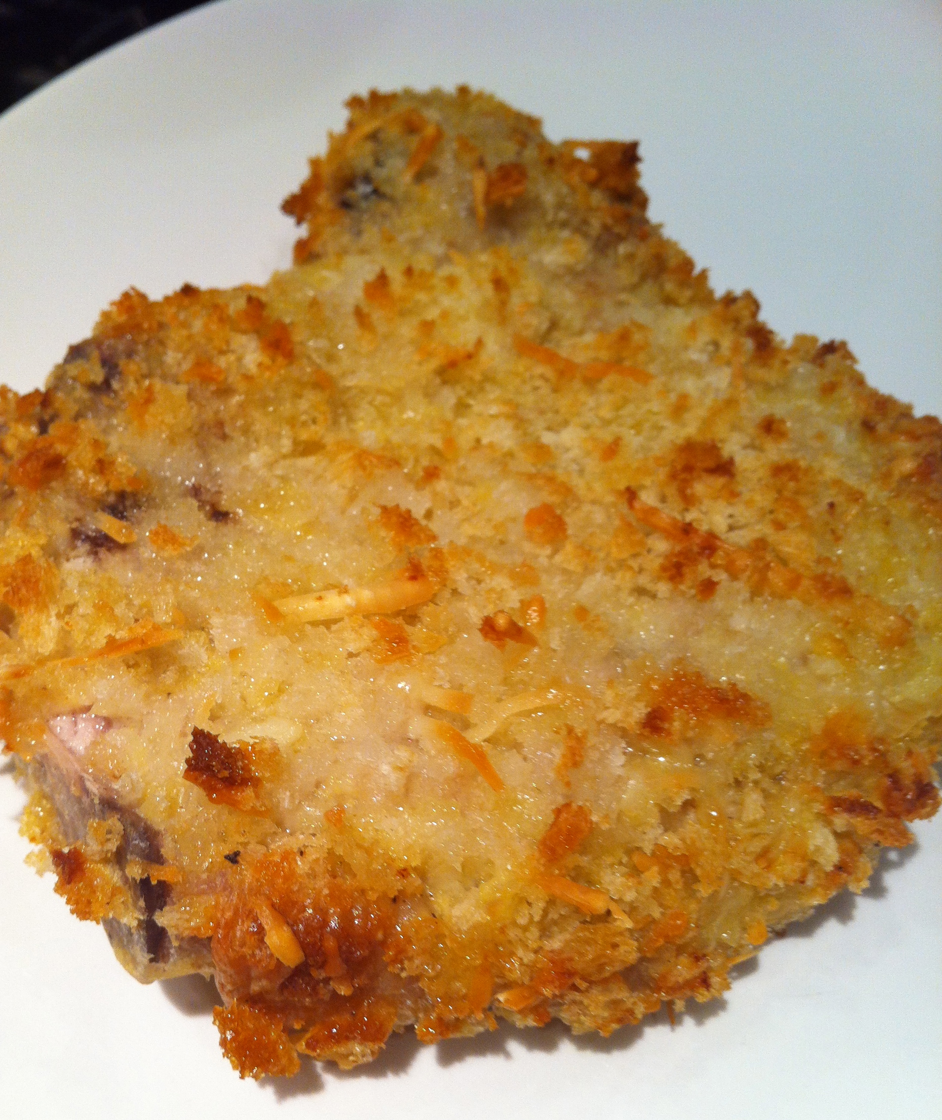 Crispy Baked Pork Chops with Parmesan Blythes Blog