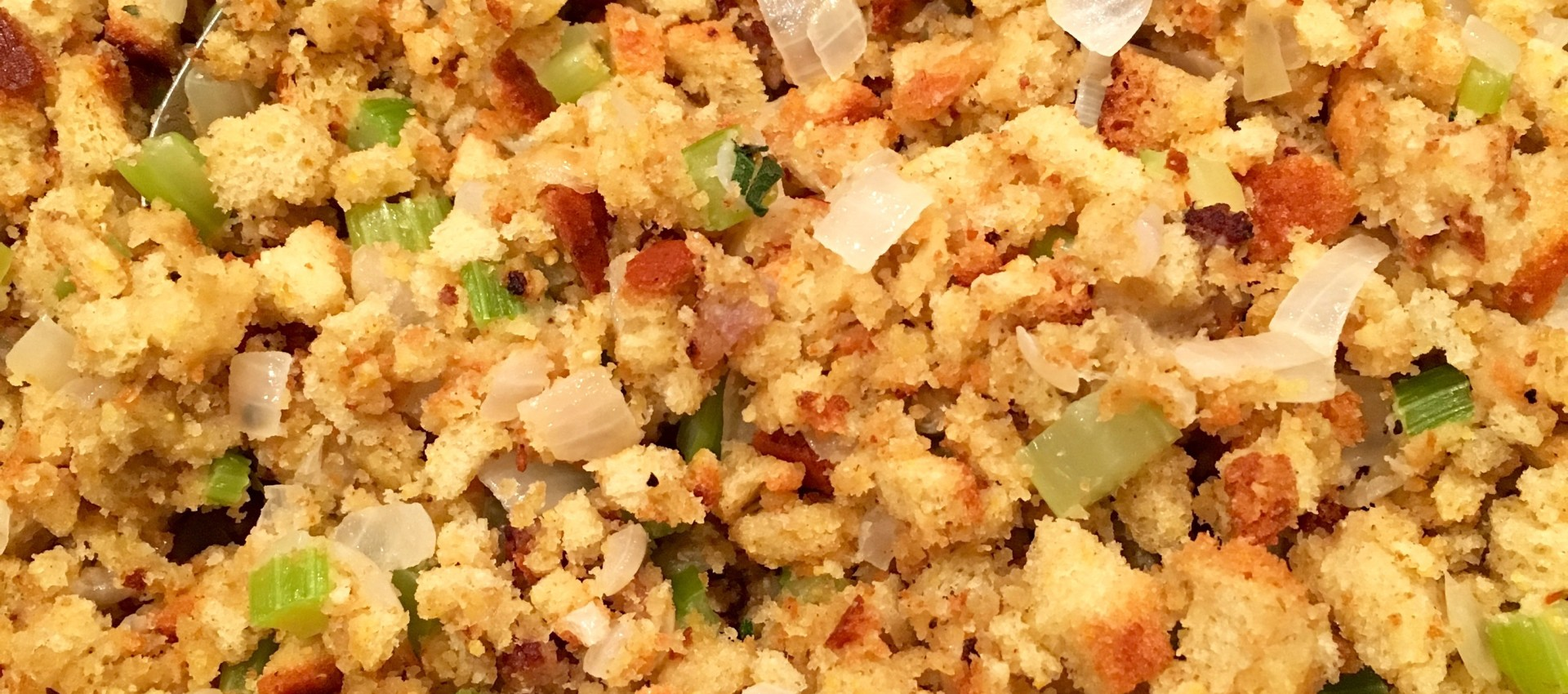 Cornbread and Sausage Stuffing Blythes Blog